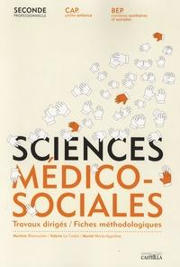 Sciences médico-sociales 2e professionnelle CAP petite enfance BEP carrières sanitaires et sociales - Travaux dirigés/Fiches méthodologiques.pdf