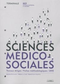 Galabria.be Sciences médico-sociales Tle BEP CSS - Travaux dirigés, fiches méthodologiques Image