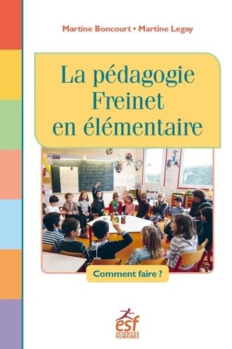 La pédagogie Freinet en élémentaire. Comment faire ?