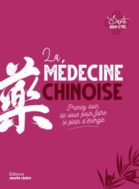 Martine Bosc - La médecine chinoise - Prenez soin de vous pour faire le plein d'énergie.
