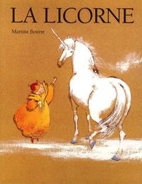 Martine Bourre - La licorne.