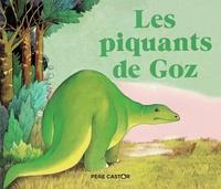 Martine Bourre - Les piquants de Goz.