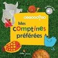 Martine Bourre et Christian Voltz - Mes comptines préférées. 1 CD audio