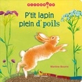Martine Bourre - P'tit lapin plein d'poils.