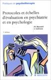 Martine Bouvard et Jean Cottraux - .