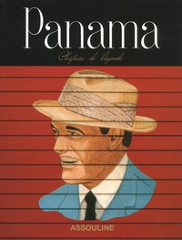 Martine Buchet - Panama - Chapeau de légende.