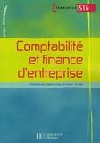 Martine Burnens et Sophie Da-Costa - Comptabilité et finance d'entreprise Tle STG.