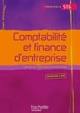 Martine Burnens et Sophie Da Costa - Comptabilité et finance d'entreprise Tle STG.