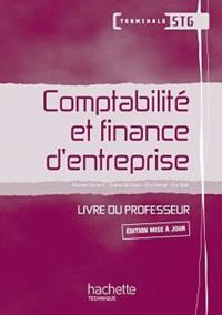 Martine Burnens - Comptabilité et finance d'entreprise Tle STG - Livre du professeur. 1 Cédérom