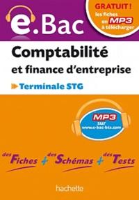 Martine Burnens et Eric Marcel - Comptabilité et finance d'entreprise.