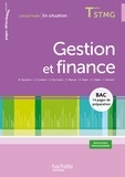 Martine Burnens et Costa sophie Da - Gestion et finance Tle STMG.