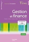 Martine Burnens et Arnaud Coriton - Gestion et finance Tle STMG - Pages détachables.