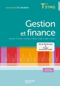 Martine Burnens et Arnaud Coriton - Gestion et finance Tle STMG.