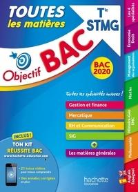 Martine Burnens et Arnaud Coriton - Toutes les matières Tle STMG.