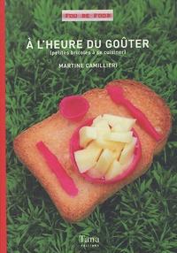 Martine Camillieri - A l'heure du goûter.