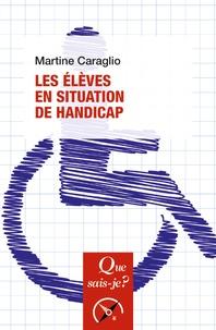Téléchargements ebook gratuits pour iphone 4 Les élèves en situation de handicap 9782130749165 in French ePub FB2 MOBI