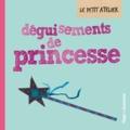 Martine César - Déguisements de princesse.