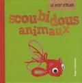 Martine César - Scoubidous animaux.