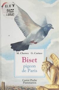 Martine Cherrey et Gismonde Curiace - Biset, pigeon de Paris.