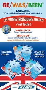 Martine Chotard - Be was been - Les verbes irréguliers anglais, c'est facile !.