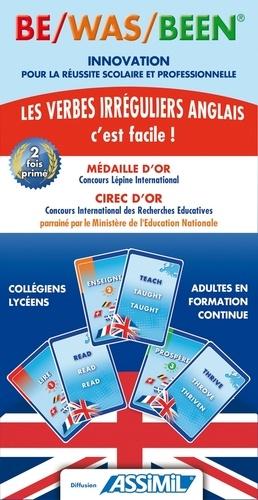 Be was been. Les verbes irréguliers anglais, c'est facile !