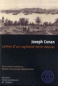 Martine Cocaud et Jean-Michel Auffray - Les tribulations commerciales d'un capitaine terre-neuvas.