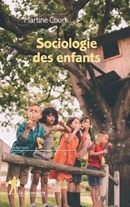 Martine Court - Sociologie des enfants.