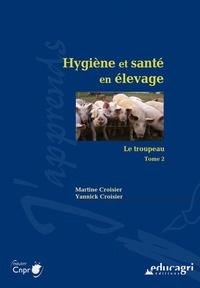 Hygiène et santé en élevage - Tome 2, Le troupeau.pdf