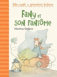 Martine Delerm - Fany et son fantôme.