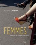 Martine Delerm - Femmes de dos, de face et de profil.