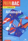 Martine Dinard et Jean-Pierre Demarche - Allemand - Premières, terminales toutes séries.