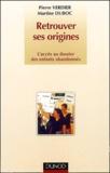 Martine Duboc et Pierre Verdier - .