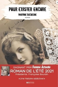 Martine Duchesne - Pour exister encore.
