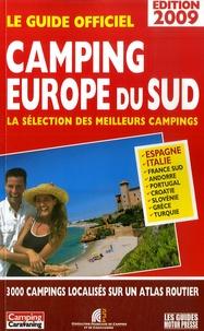 Martine Duparc - Camping Europe du Sud.