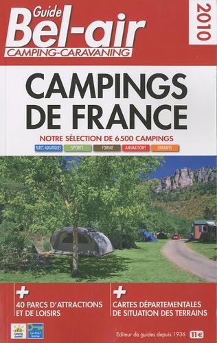 Martine Duparc - Campings de France - Guide Bel-air camping-caravaning.