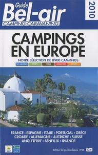 Martine Duparc - Guide Bel-Air, camping-caravaning - Campings en Europe.