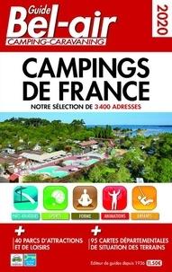 Martine Duparc - Guide Bel-air Campings de France.