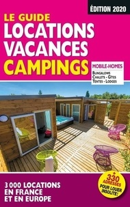Martine Duparc - Le guide location vacances camping.