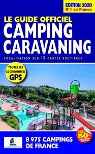 Martine Duparc - Le Guide Officiel Camping Caravaning.
