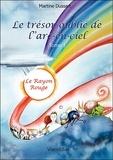 Martine Dussart - Le trésor oublié de l'arc-en-ciel Tome 1 : Le rayon rouge.
