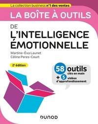 Martine- Eva Launet et Céline Peres-Court - La boîte à outils de l'intelligence émotionnelle.