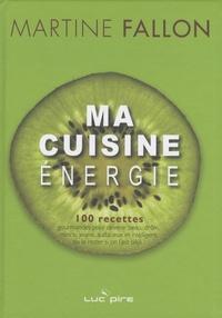 Accentsonline.fr Ma cuisine énergie - 100 recettes gourmandes pour devenir beau, drôle, mince, jeune, audacieux et intelligent, ou le rester si on l'est déjà! Image