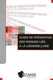 Martine Fontaine - Guide de prévention des risques liés à la légionellose.