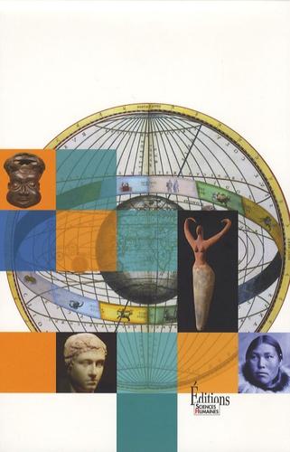 Martine Fournier - Une histoire des sciences humaines ; La bibliothèque idéale des sciences humaines - Coffret 2 volumes.