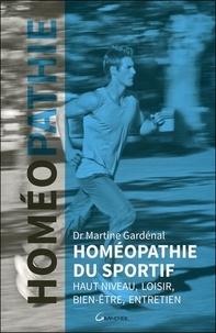 Martine Gardénal - Homéopathie du sportif - Haut niveau, loisir, bien-être, entretien.