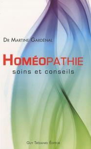 Martine Gardénal - Homéopathie - Soins et conseils.