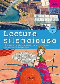 Martine Géhin - Lecture silencieuse CM2 - Série 2 - Pochette élève.