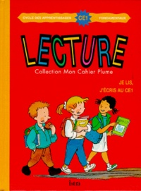 Martine Géhin - Mon cahier plume - Lecture, CE1.