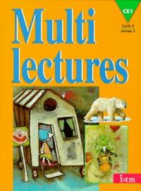 Martine Géhin - Multi lectures CE1 - Cycle 2, niveau 3.