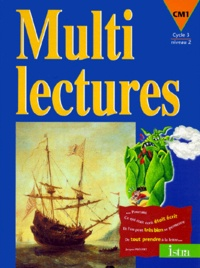 Martine Géhin - Multi lectures, CM1, cycle 3, niveau 2.